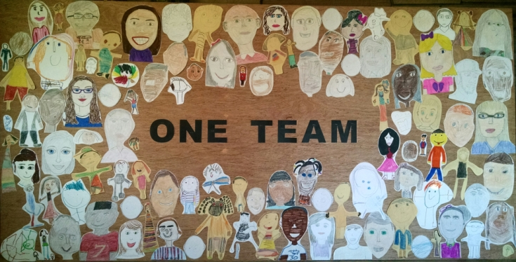 Bully Awareness 2014 - One TeamSMALL VERSION